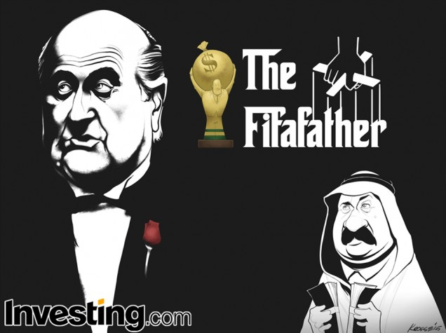 Corruption scandal rocks FIFA but President Sepp Blatter allegedly not involved. Is this just the tip of the iceberg?