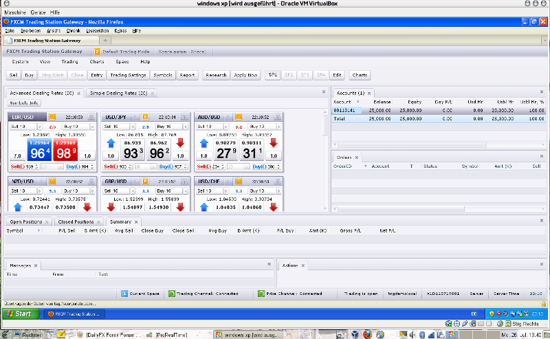 Fxcm trading station system requirements