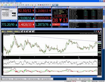 Binary option market maker