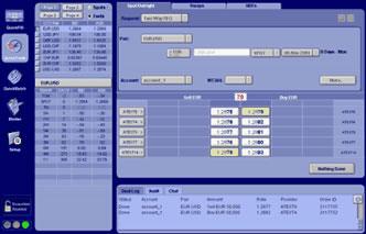 Fusion trading platform demo
