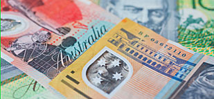 Forex - Australian dollar down ahead of CPI