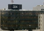 IBM shares inch up in after-hours, in spite of 12% dip in 1Q revenue