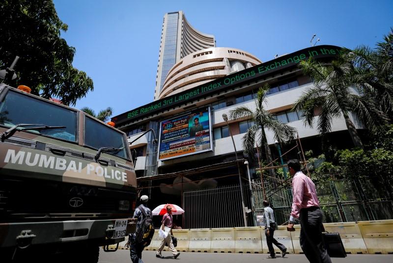Рынок акций Индии закрылся падением, S&P CNX Nifty снизился на 0,07%
