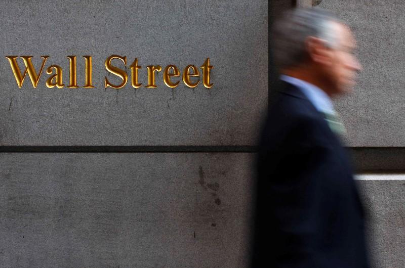 © Reuters.  Pasar AS tutup lebih tinggi; Dow Jones naik 1.26%