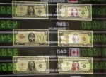 Dollar extends gains, hits 8-year peaks against yen
