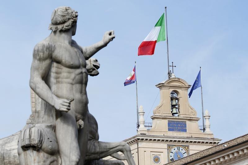 Годовая инфляция в Италии существенно замедлилась в ноябре