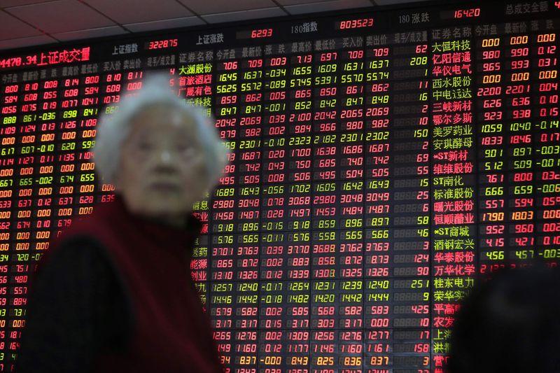 © Reuters.  Pasar saham Asia ditutup menguat; Nikkei menghijau 0.48%