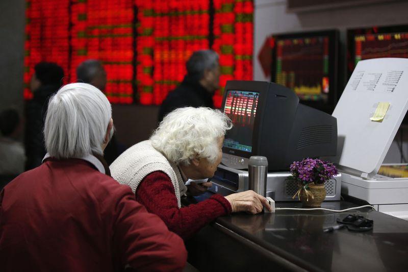 © Reuters.  Pasar-pasar Asia tutup lebih tinggi; Nikkei naik 2.88%