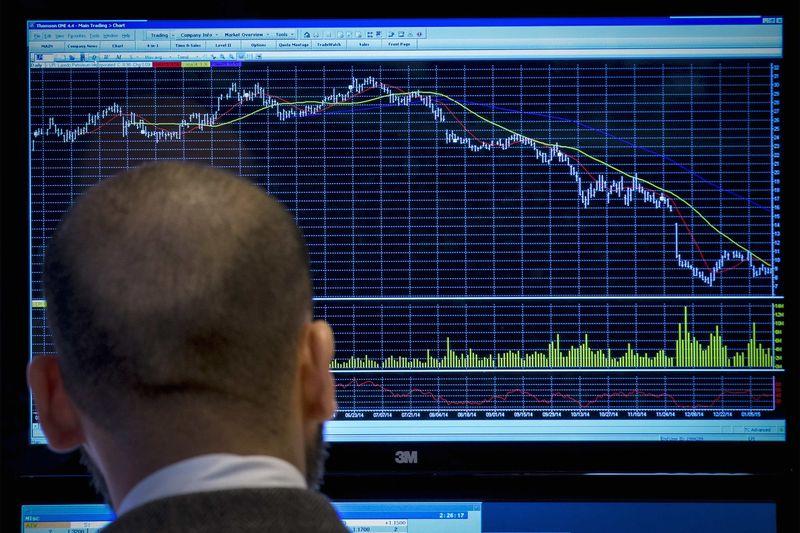 © Reuters.  Pasar Eropa tutup lebih rendah; Dax turun 0.68%
