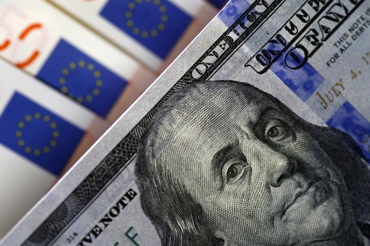 © Reuters. فوركس - EUR/USD انخفض في نهاية دورة الولايات المتحدة