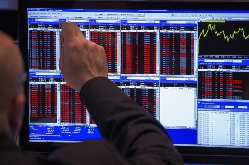 © Reuters.  Pasar Eropa tutup lebih rendah; Dax turun 1.25%