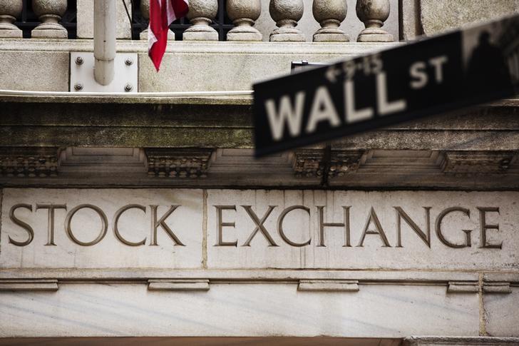 © Reuters.  Pasar AS tutup lebih tinggi; Dow Jones naik 2.11%