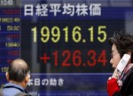 Asian shares flat to higher as Nikkei gains after BoJ stays pat
