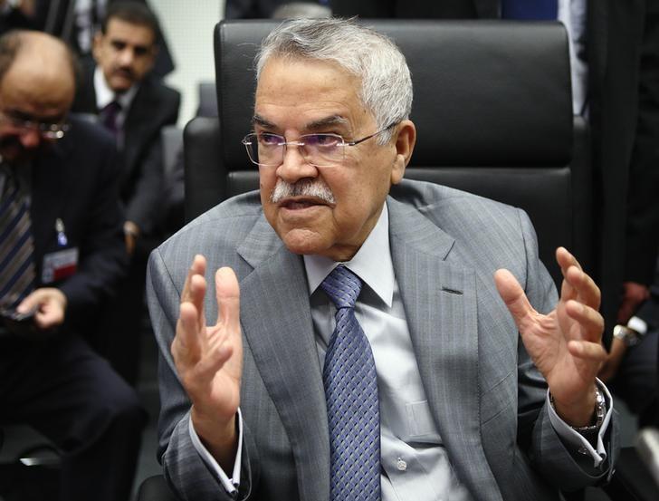 Нефть набрала 6% в ожидании встречи министров России и Саудовской Аравии LYNXMPEB540KP_L