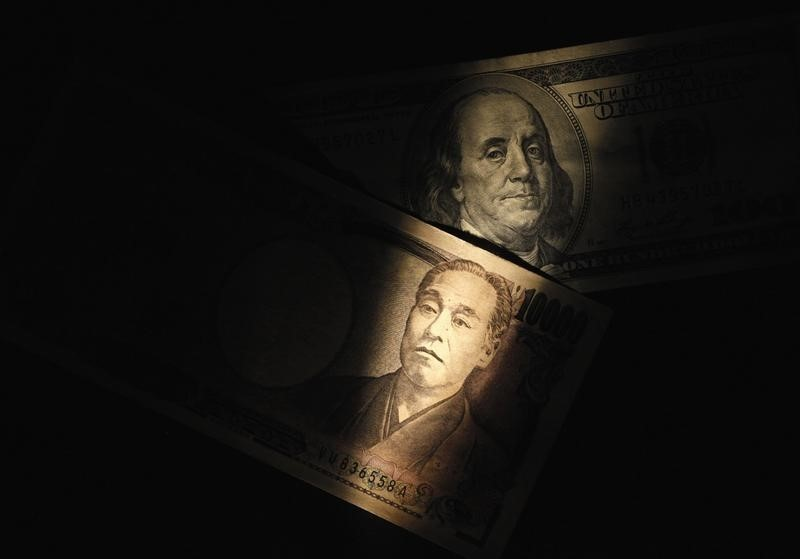 Forex - USD/JPY upp under amerikanska sessionen