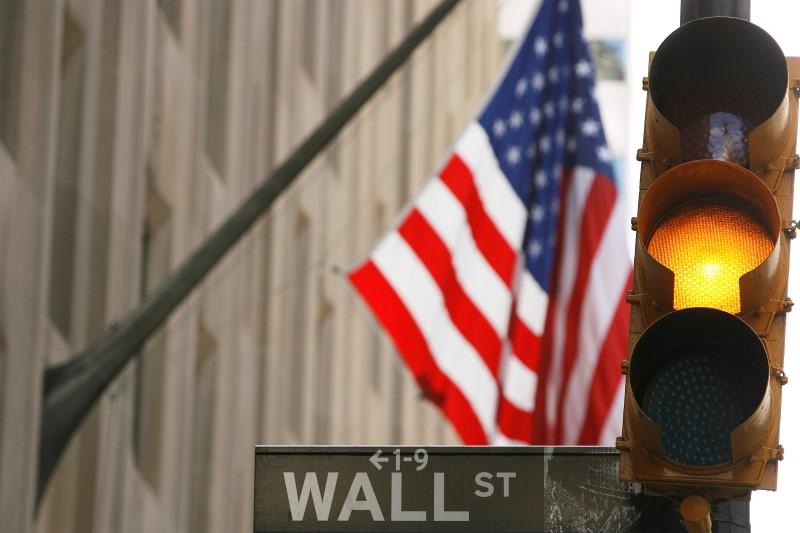 © Reuters.  Рынок акций  США закрылся ростом, Dow Jones прибавил 0,24%