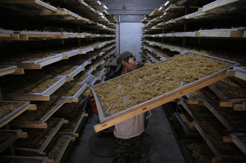 © Reuters.  Индекс цен производителей в Китае: -5,9% при прогнозе в -5,8%