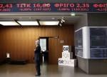 Griechenland Aktien waren tiefer zum Handelsschluss; Athens General verlor 3,11%