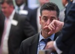 US STOCKS-Wall St treads lower ahead of Fed rate decision