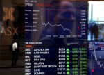 Australia shares lower at close of trade; S&P/ASX 200 down 0.40%