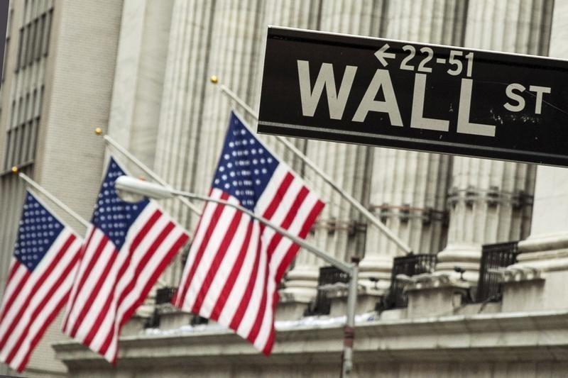 © Reuters.  Pasar AS campuran pada penutupan; Dow Jones naik 0.05%