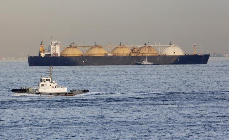 © Reuters.  Gas alam masih defensif selama sesi Eropa