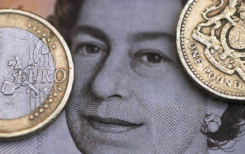 Фунт держится выше $1,22 после скачка инфляции в Великобритании