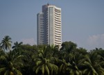 India stocks higher at close of trade; S&P CNX Nifty up 0.45%