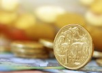 Forex - Aussie falls as RBA eases inflation views in policy statement