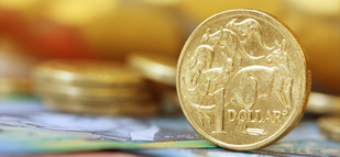 Forex - AUD/USD higher with Fed meeting in focus