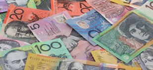 Forex - AUD/USD almost unchanged, near 6-month trough