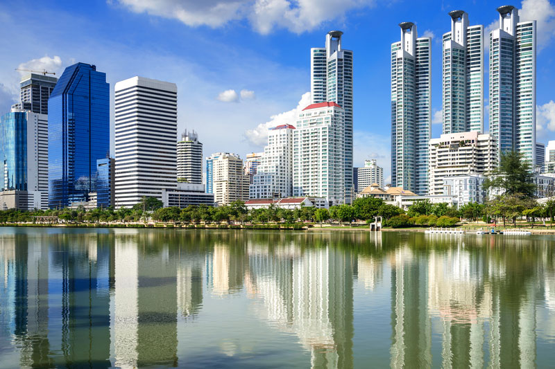 Thailande: la croissance 3,5% vs. 3,2% Prévision