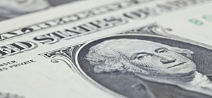 Dollar dips on soft U.S. consumer sentiment data