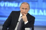 Putin says ready to work with United States: TV
