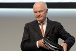 Chairman Piech's grip on Volkswagen weakened by row with CEO