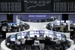 Upbeat earnings lift global stocks, Greek anxiety hits euro