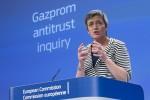 EU charges Russia's Gazprom, alleging price gouging