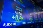 Nasdaq sets closing record
