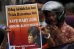 Pleas for mercy rain on Indonesia's president as executions near