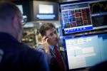 Wall St. higher led by health, finance stocks