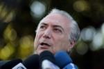 """Contingenciamento será """"radical"""" caso Congresso não aprove ajuste fiscal, diz Temer"""