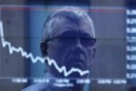 Asian shares falter, Aussie dollar volatile after rate cut