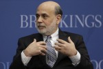 Bernanke sees no risk of hard landing in China, bullish on U.S. economy