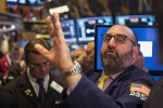 Wall Street lower after GDP data shows contraction