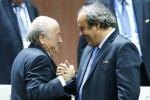 Elu pour un 5e mandat, Sepp Blatter fustige USA et UEFA