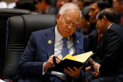Malaysia's Najib seen pushing populist budget amid election talk