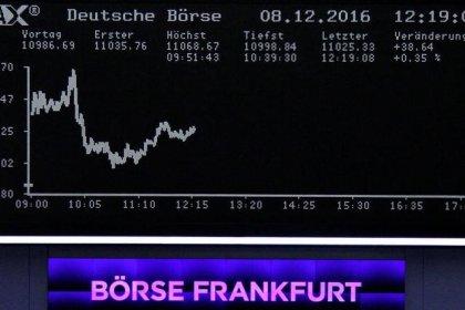 Draghi-Rally treibt Dax auf Jahreshoch - Euro verliert