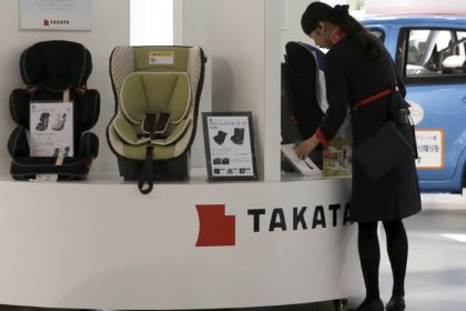 U.S. government seeks to speed up Takata air bag replacements