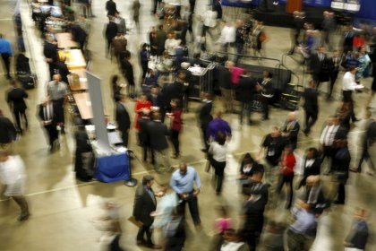 U.S. labor market firm as jobless rate hits eight-year low