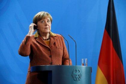 Merkel urges better protection of EU external borders